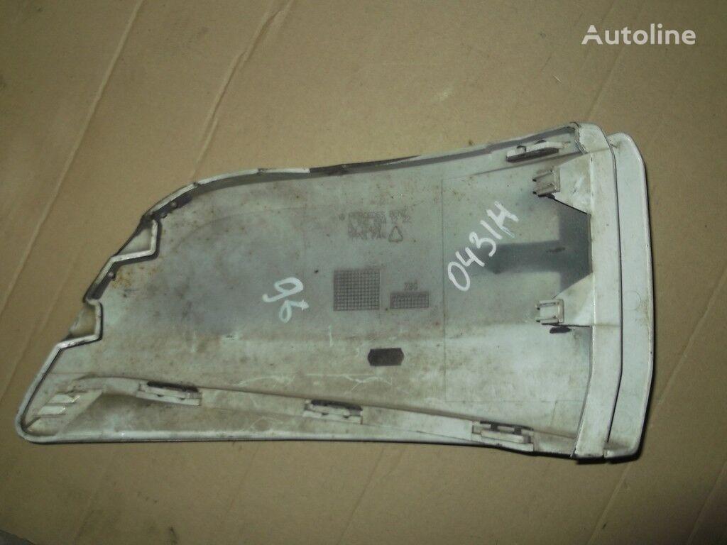 Vnutrennyaya chast deflektora peças sobressalentes para MERCEDES-BENZ RH camião
