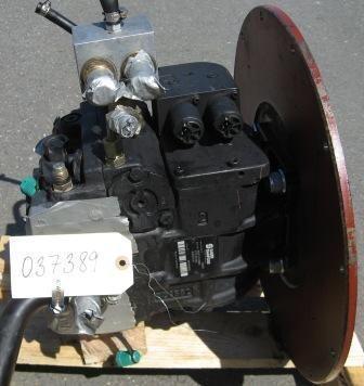 Hydrostatické čerpadlo Sauer-Danfoss peças sobressalentes para MERLO carregadeira de rodas