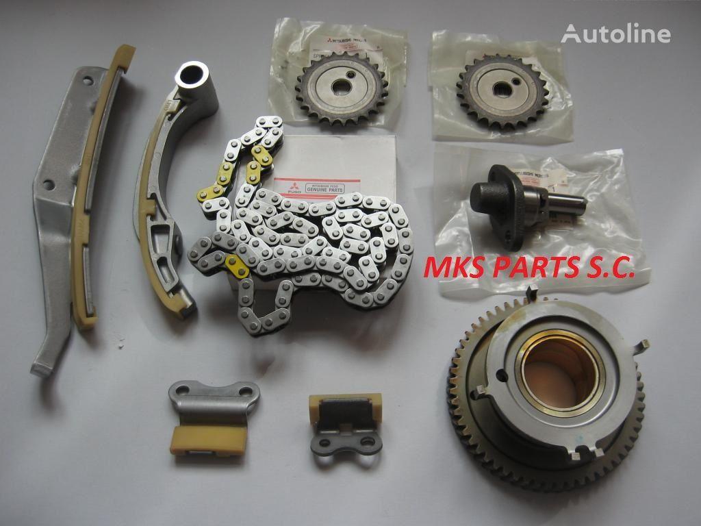 - TIMING CHAIN KIT - ROZRZĄD peças sobressalentes para MITSUBISHI FUSO CANTER 3.0  camião nova