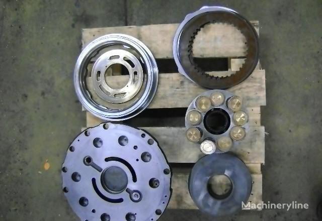 Travel Motor peças sobressalentes para NEW HOLLAND E 215 escavadora