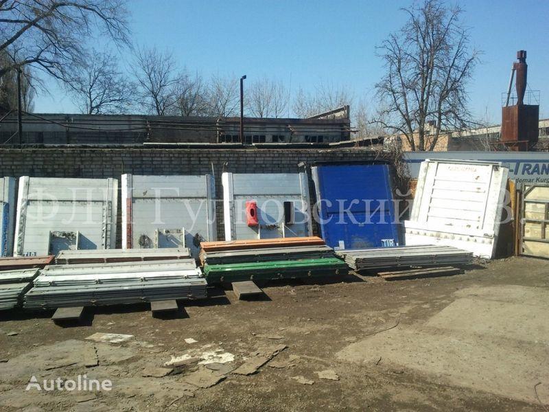 Stenka perednyaya b/u peças sobressalentes para SCHMITZ semi-reboque