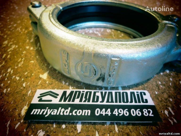 Italiya peças sobressalentes para bomba de betão