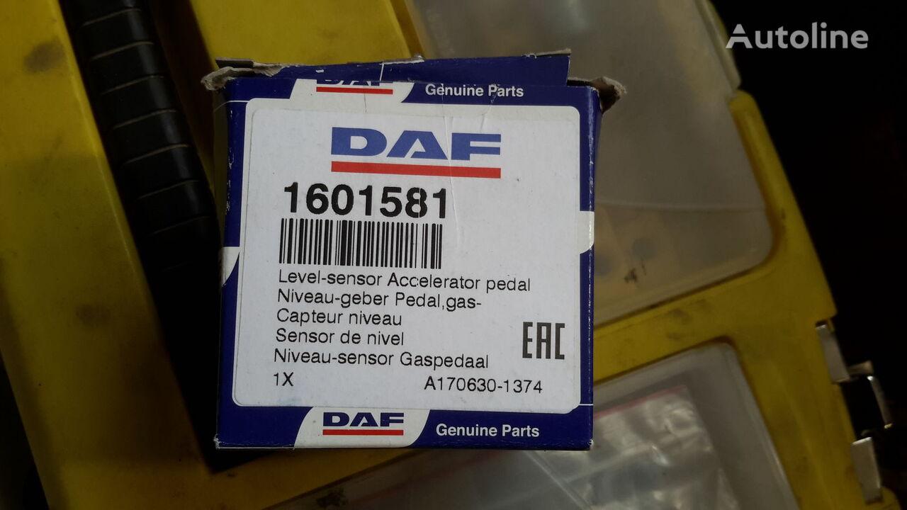 pedal de acelerador DAF para camião tractor DAF XF105 novo