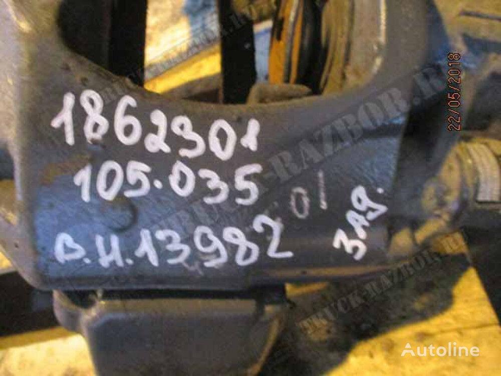 pinça de travão zadniy para camião tractor DAF