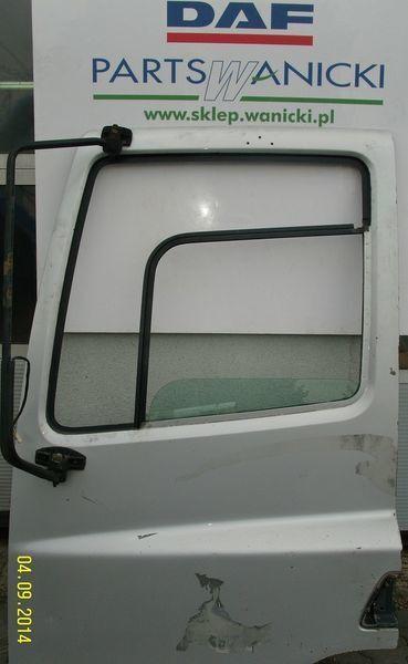 DAF DRZWI KIEROWCY LEWE SZYBA+PODNOŚNIK porta para DAF camião tractor