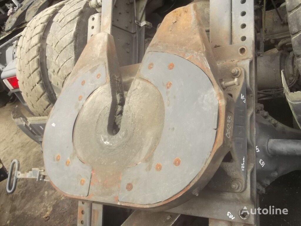 JOST V=185 prato de engate para camião
