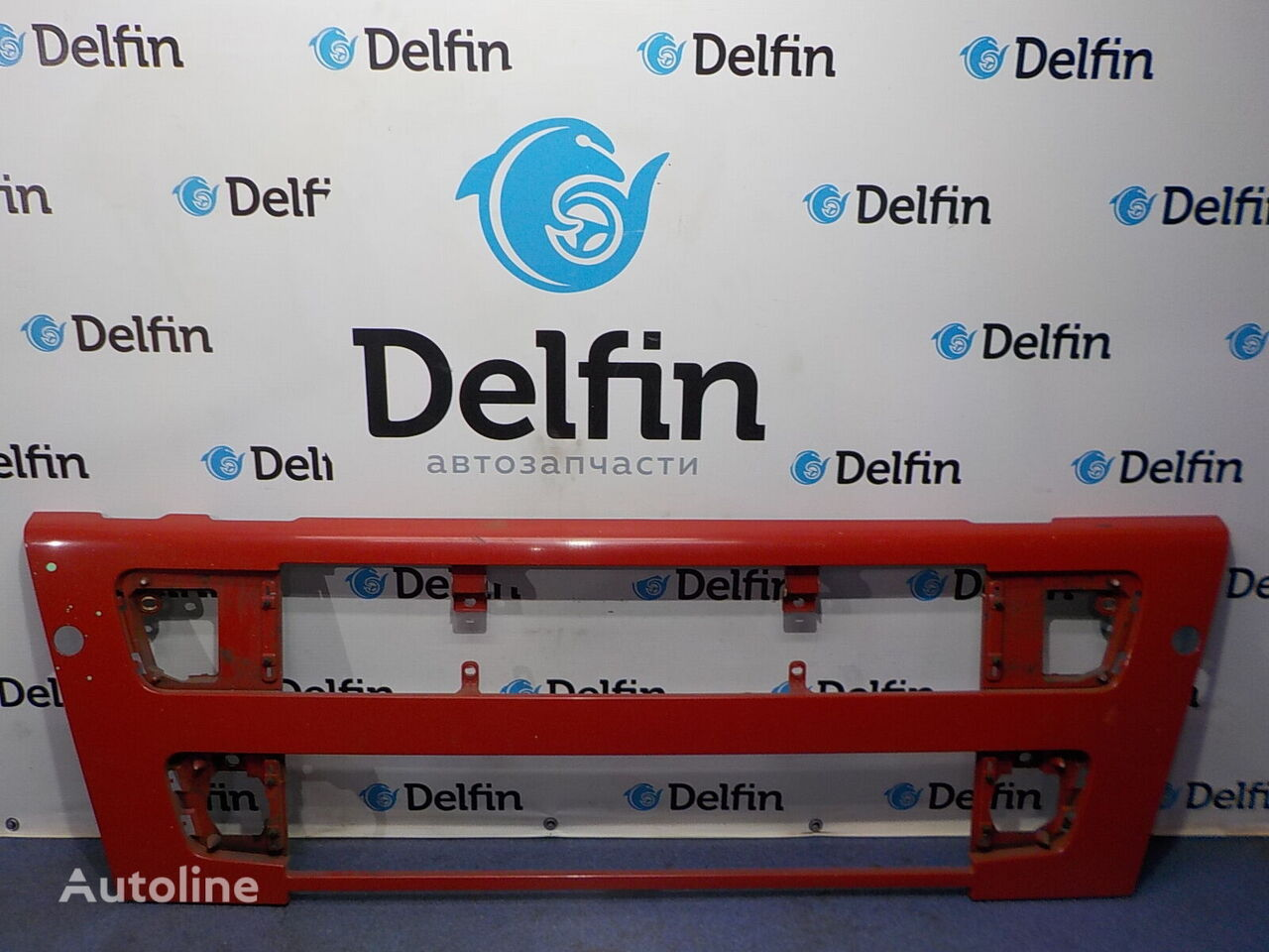 Volvo Panel radiador de água para camião