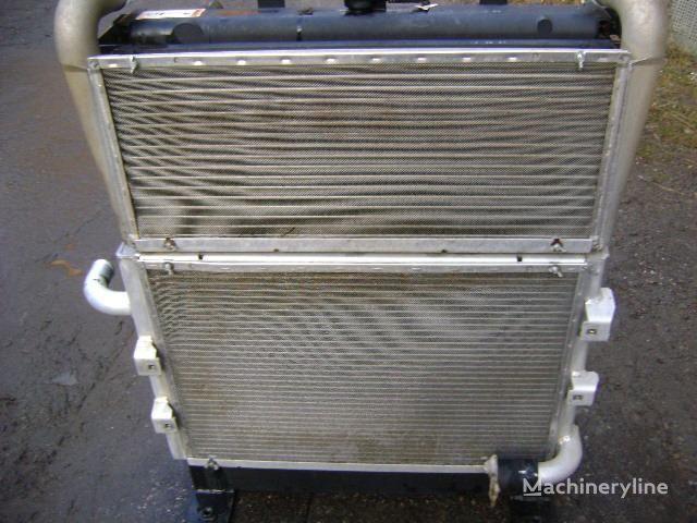 radiador de água para CATERPILLAR 315C escavadora