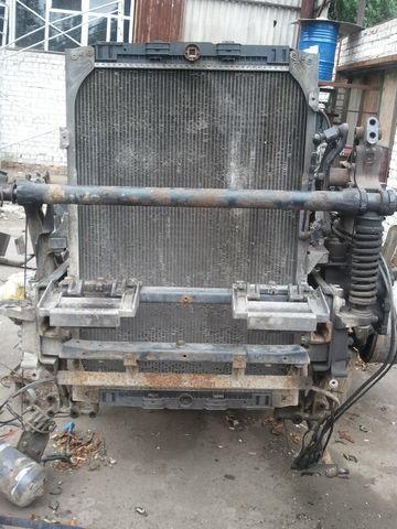 radiador de água para DAF 95XF camião tractor