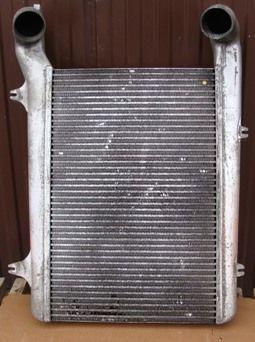 radiador de água para DAF XF 95 camião tractor