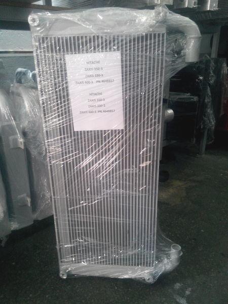 Hitachi Maslyanyy radiador de água para HITACHI ZX330, ZX350, ZX400 escavadora novo