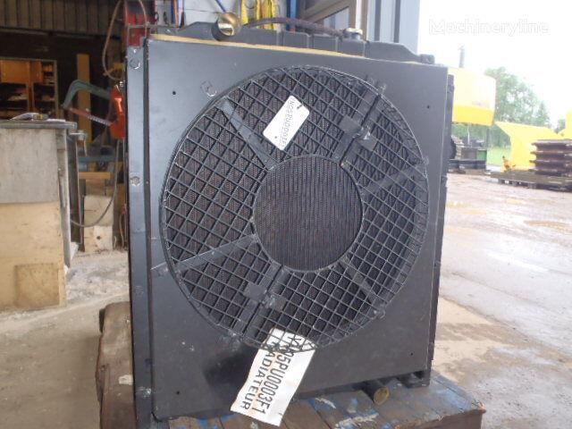 radiador de água KOBELCO para escavadora KOBELCO SK200-3 novo