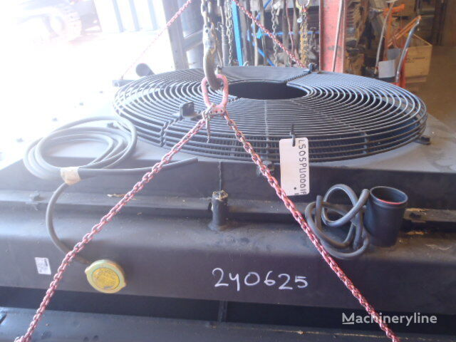 KOBELCO COPAR C130-011-0000 radiador de água para KOBELCO SK200-3 escavadora novo
