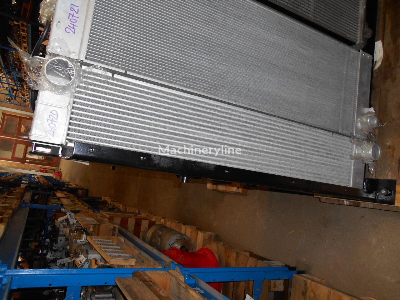 radiador de água KOBELCO T.Rad 1456-112-8010 para escavadora KOBELCO SK350