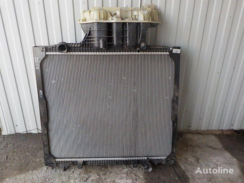radiador de água para MAN camião