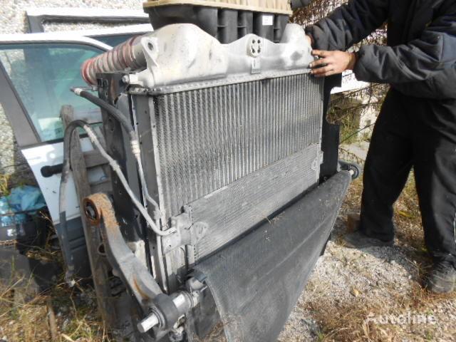 BEHRU radiador de água para MAN TGA-TGX 480 camião tractor
