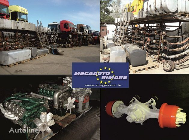 radiador de água para MANY TYPES AND MODELS camião