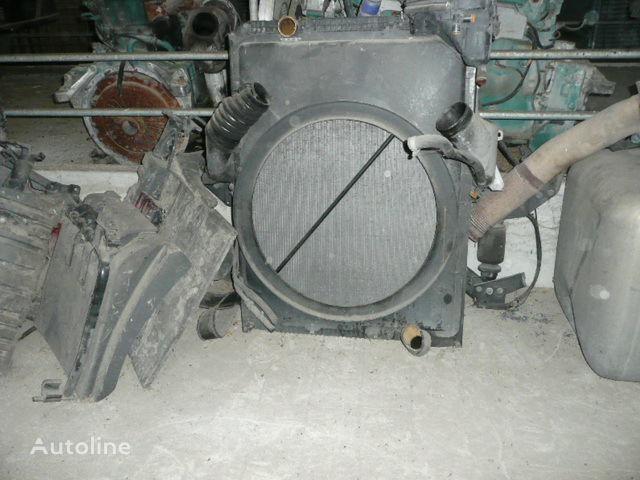 Kuehler Packett komplett radiador de água para MERCEDES-BENZ 1841/44 2007 camião