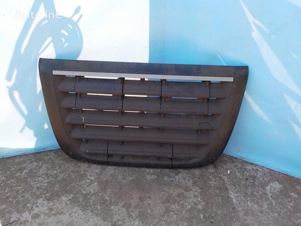 Reshetka DAF radiador de água para camião