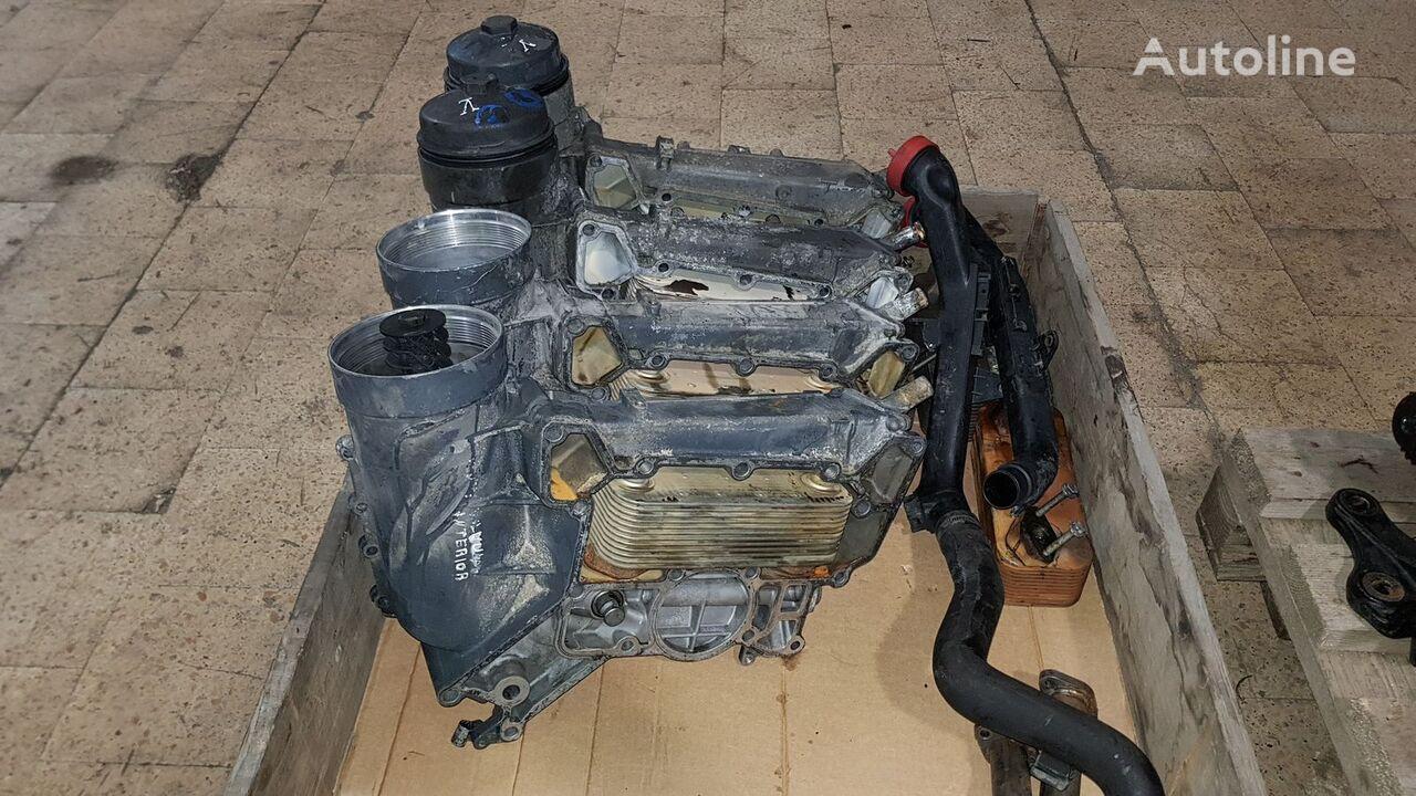 radiador de óleo MERCEDES-BENZ Actros Atego Axor para camião MERCEDES-BENZ