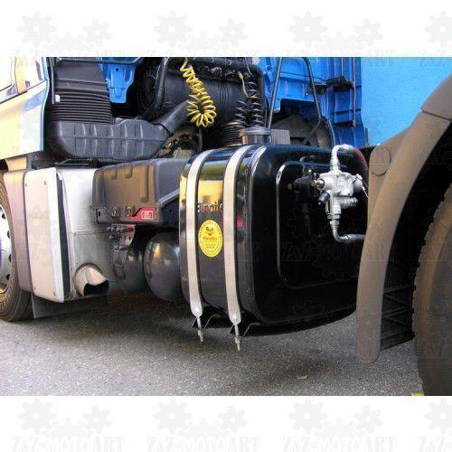 BINNOTTO Italiya Komplekty gidravliki dlya gruzovika/ustanovka/garantiya reservatório hidráulico para camião tractor novo