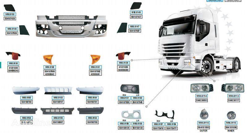 COVIND revestimento para IVECO STRALIS camião tractor novo