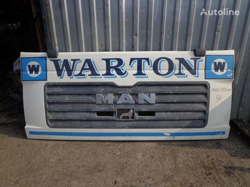 kapot revestimento para MAN TGA camião tractor