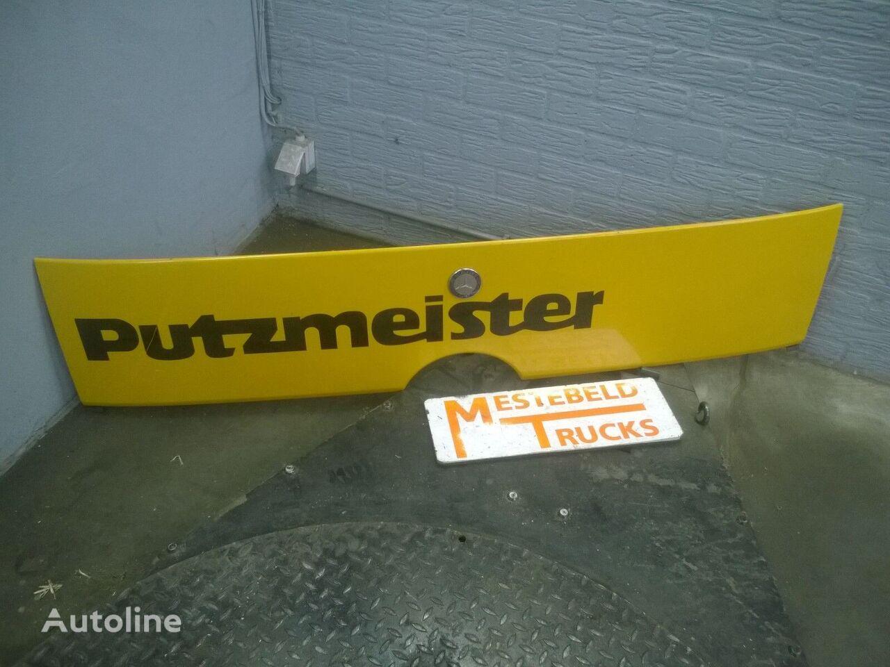 MERCEDES-BENZ revestimento para MERCEDES-BENZ Frontplaat boven grille camião tractor