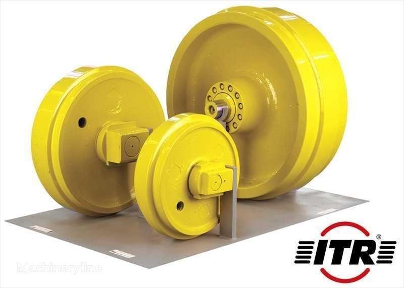 roda de guia para / KOMATSU D41P / equipamento de construção nova
