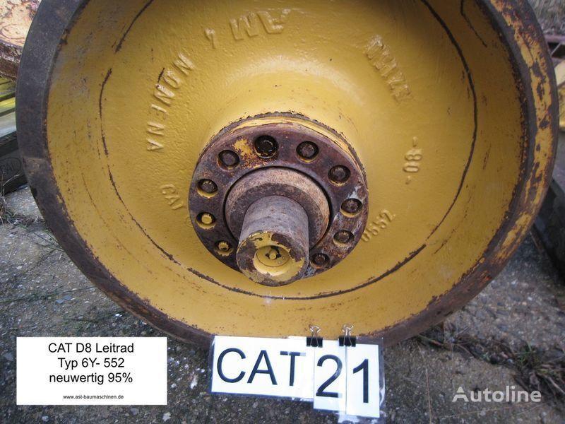 CAT D8 / D6 roda de guia para CATERPILLAR D8N/R bulldozer