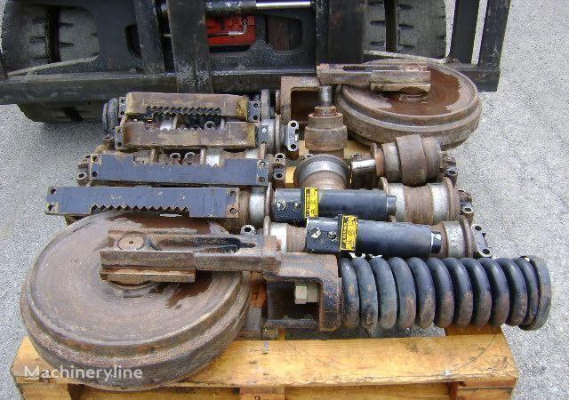 CATERPILLAR Idler Wheel roda de guia para CATERPILLAR 312 escavadora