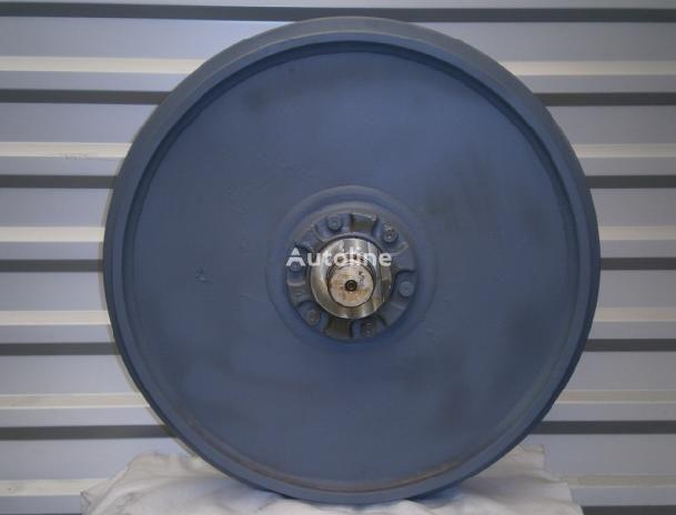 DCF roda de guia para DRESSER TD-15 bulldozer