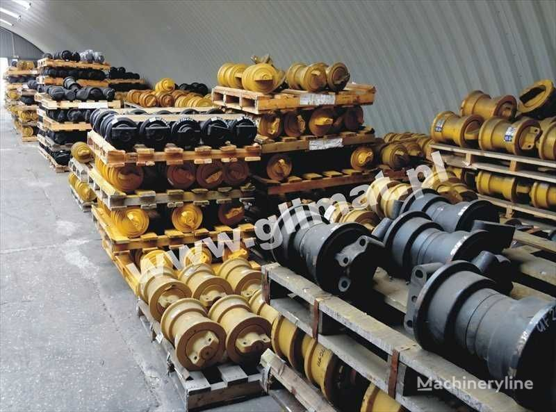 roda de guia para HITACHI ROLKA jezdna / rolka dolna / Hitachi EX220 , UH103 ROLKA escavadora nova
