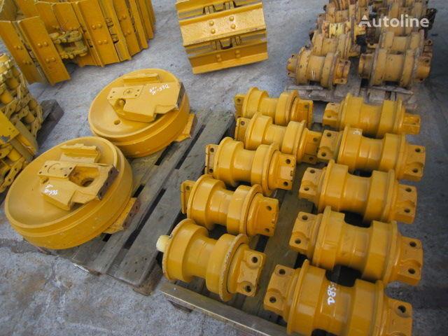 Einfachbord (SF) und Doppelbord (DF) rolo de apoio para KOMATSU D65 bulldozer