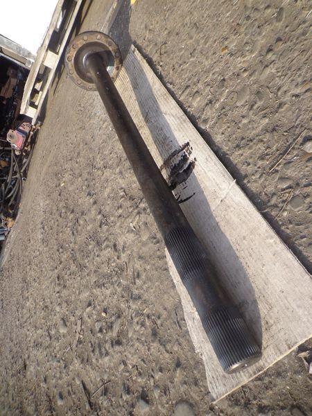 46 shlicov semi-eixo para VOLVO FM, FH camião tractor