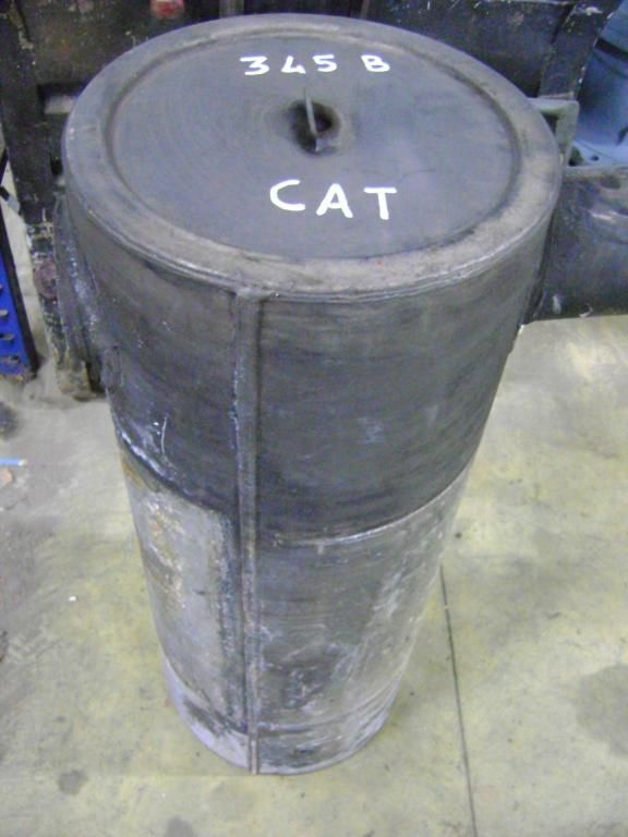 silenciador para CATERPILLAR 345 B escavadora