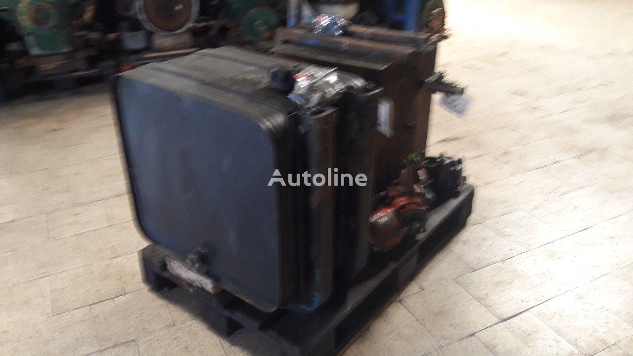 sistema basculante para camião
