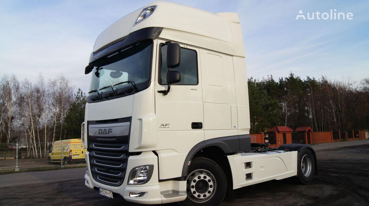 Multi-Plast zabudowy między osiowe spoiler para DAF 106 camião tractor novo