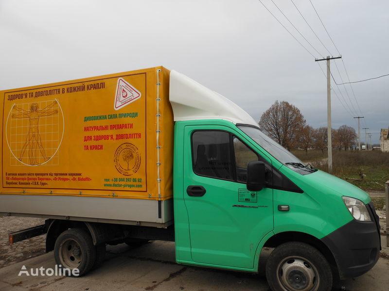 spoiler para GAZ NEXT camião novo