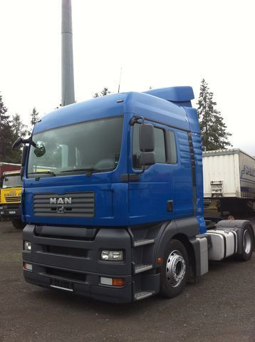 MAN TGA - TGX XLX owiewki spoilery aeropakiet MULTI-PLAST spoiler para MAN TGA - TGX XLX camião tractor novo