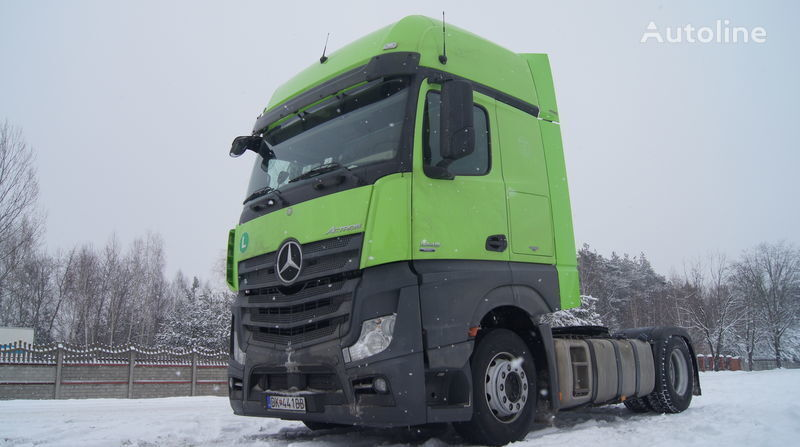 MERCEDES-BENZ spoilery owiewki aeropakiet Multi-Plast spoiler para MERCEDES-BENZ MP4 Gigaspace camião tractor novo