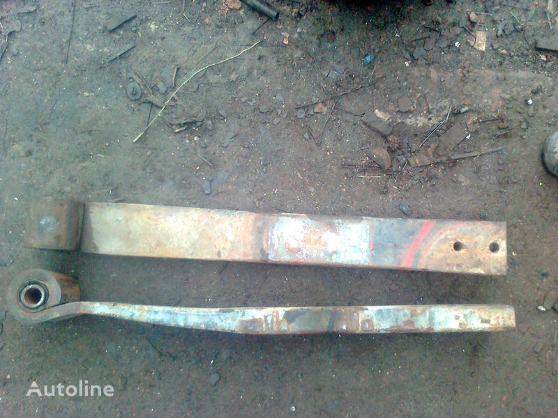 BPW suspensão de lâminas para semi-reboque