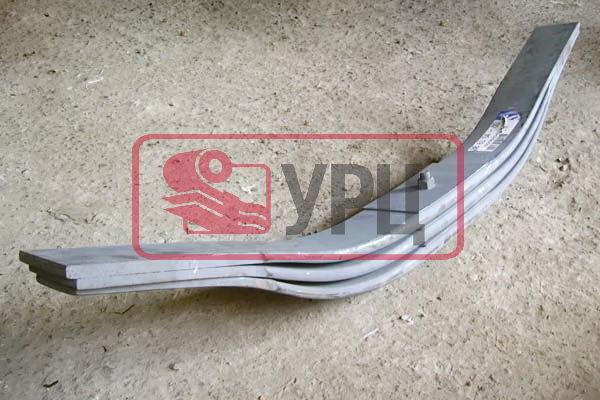 BPW, SAF suspensão de lâminas para semi-reboque
