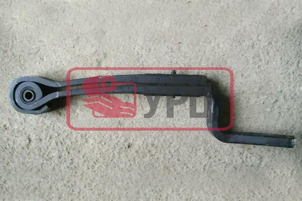KASSBOHRER suspensão de lâminas para KASSBOHRER reboque