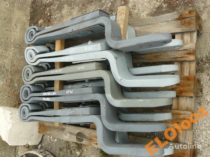suspensão de lâminas para PÓŁ 500x480x100 BPW KR150 camião