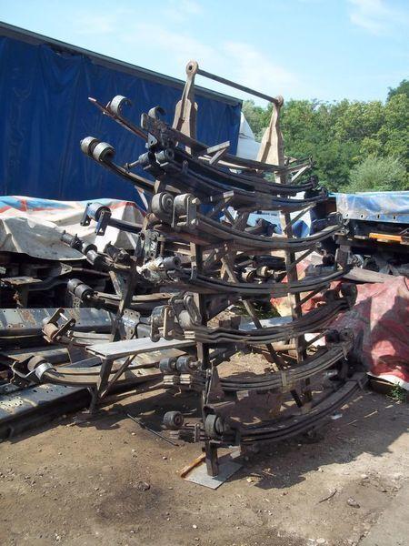 suspensão de lâminas para SCANIA camião tractor
