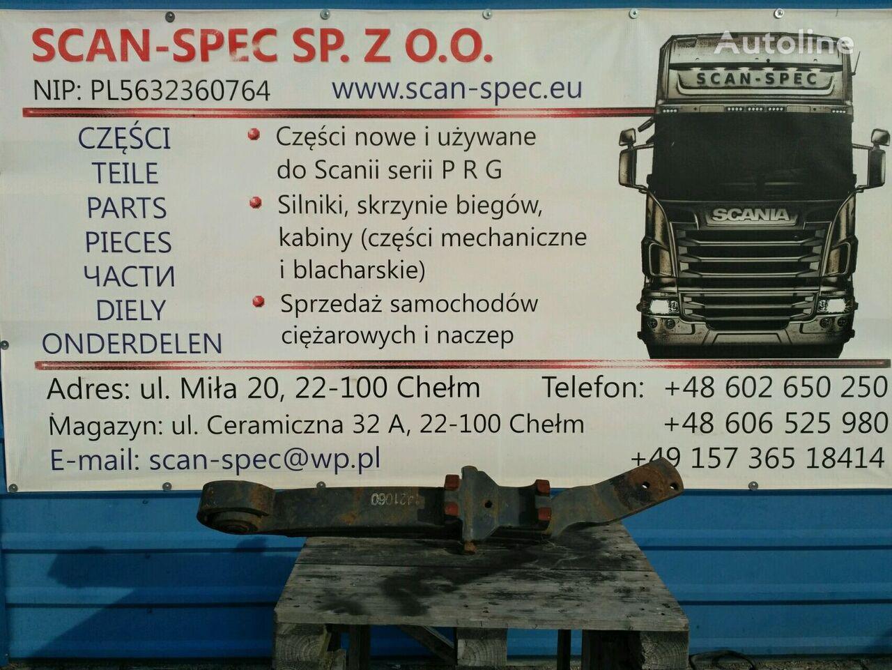 SCANIA 1421060 Lewa strona RH suspensão de lâminas para SCANIA SERIE 4 / R camião tractor
