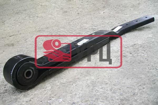 2-h levaya, pravaya suspensão de lâminas para TROUILLET reboque