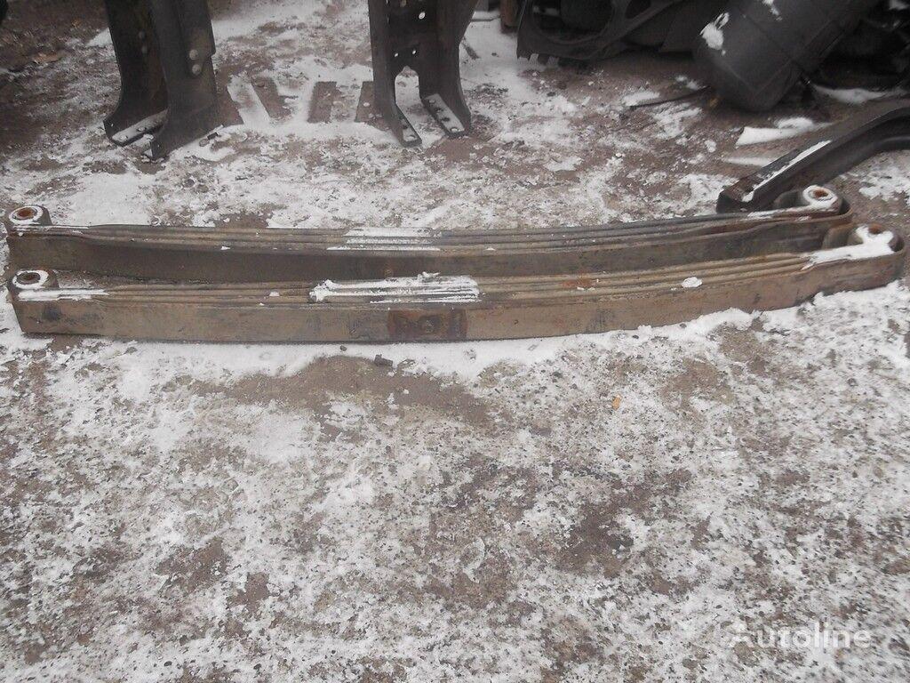 perednyaya Mercedes Benz suspensão de lâminas para camião