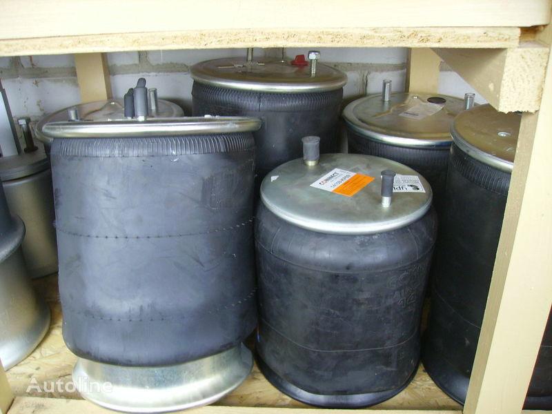 2916, 2918, 4004, 4022, 4023, 4028 na os SAF suspensão pneumática para semi-reboque